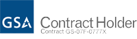 GSA Contract Holder – Contract No. GS-07F-0306X and GS-07F-0777X
