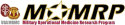 Military Operational Medicine Research Program Logo