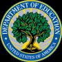 U.S. Department of Education Logo