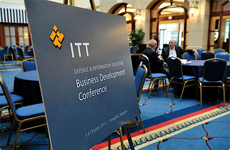 2010 ITT Defense & Information Solutions Business Development Conference